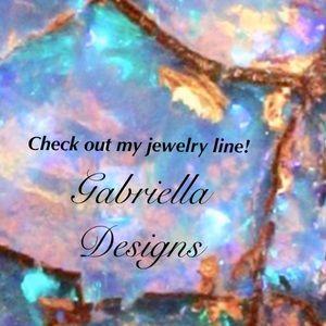 Check out my jewelry line, Gabriella Designs!